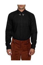 Collar Tip Shirt