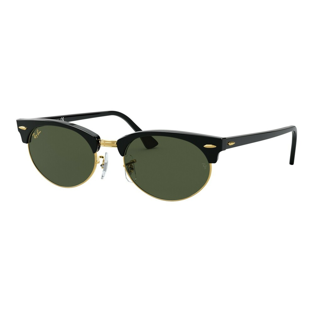 Ray-Ban RB3946 CLUBMASTER OVAL LEGEND GOLD