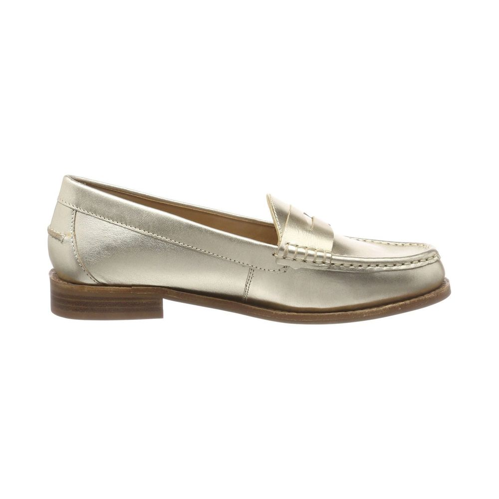Bronx Loafers Gold BX1402