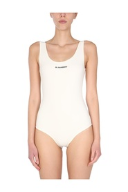 ONE PIECE SWIMSUIT WITH LOGO
