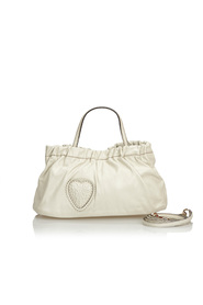 Leather Hysteria Satchel