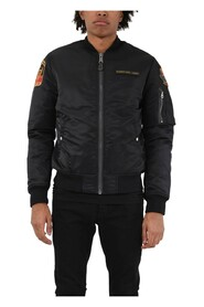 Bomber con patch