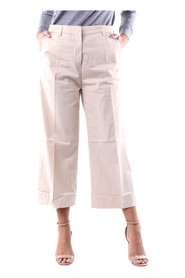 MARINA7115 Cropped trousers