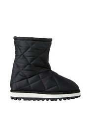 Ankle boots with DG logo