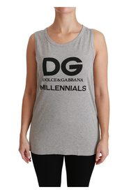 Millennial Sleeveless  T-shirt