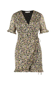 Rosy play  playsuit MINI-FLOWER-PES-02