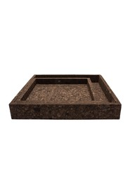 Cork Tray square 2-pack