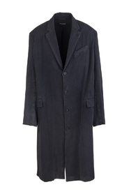 Worn-Out Tailored Coat