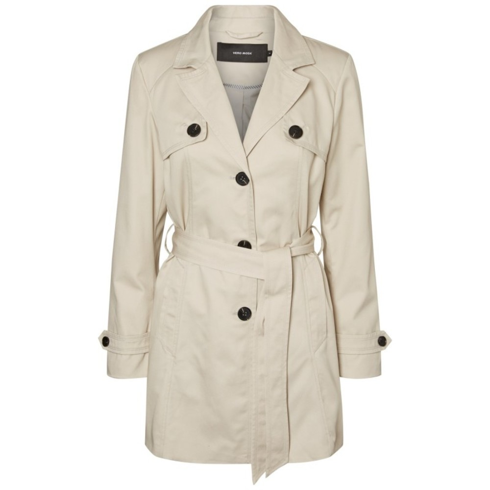 GO ABBY 3/4 TRENCHCOAT