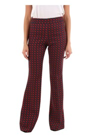 ADW7056N0160E Flared trousers