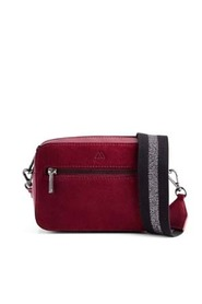 Elea Crossbody Bag Suede Mix