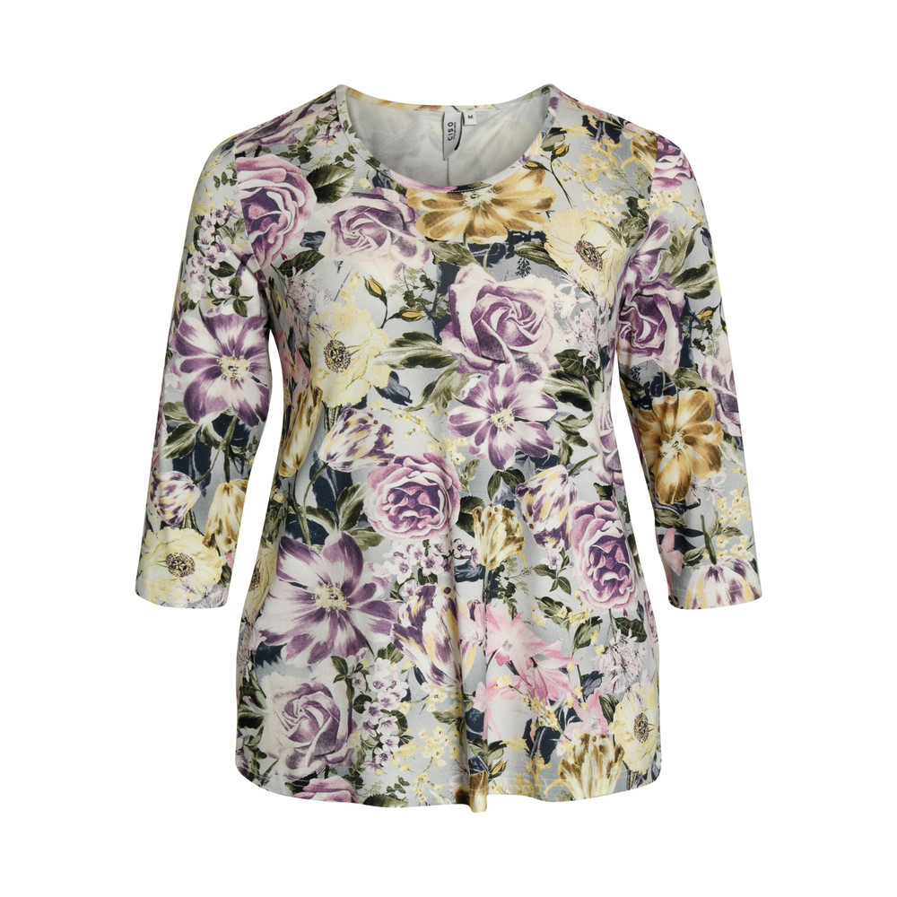 Blomstret Ciso 206616 T-shirt