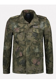 Spijkerjas Camouflage (111207 - 522)