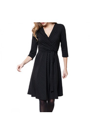 Inger Pinstripe Dress