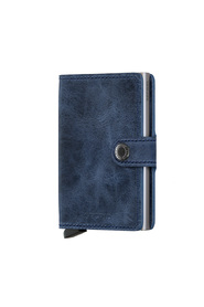 Secrid KORT HOLDER Miniwallet Vintage Blue