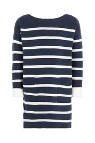 Dress striped knit