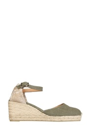 CAROL ESPADRILLES WITH WEDGE