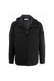 Soft Shell-R e.dye® Technology with Primaloft® Insulation Technology Mid Lenght Hooded Jacket