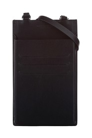Intrecciato Wearable Leather Pouch
