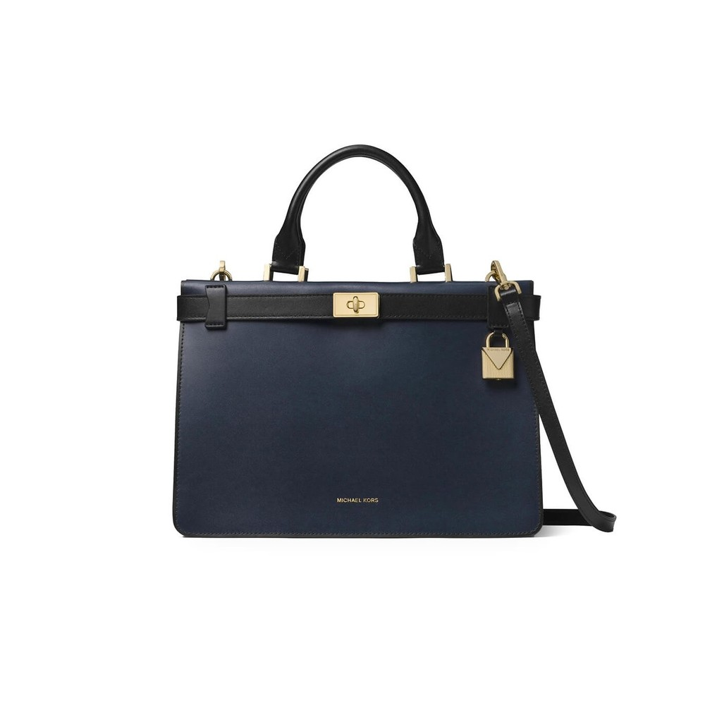 TATIANA MEDIUM SATCHEL BAG