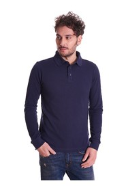 REGULAR FIT LONG SLEEVE POLO