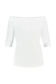 Studio Anneloes 03246 Dolly shirt White