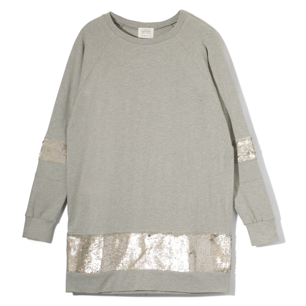 Sandy Sweatshirt Med Sequins
