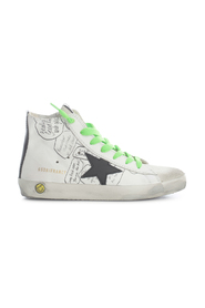 FRANCY SIGNATURE UPPER STAR SUEDE Sneakers