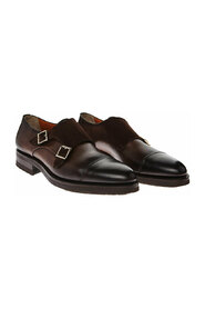 Double-buckle Shoes
