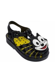 SPIDER RUBBER SHOE WITH FELIX CAT PATCH