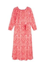 Shoulder maxi dress -2105313168-500
