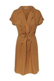 ENDI TENCEL SHIRT DRESS