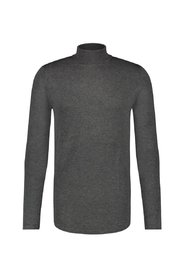 Knitted classic turtleneck