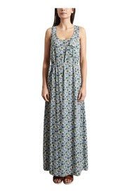 Sunshinevice Floral Maxi Dress