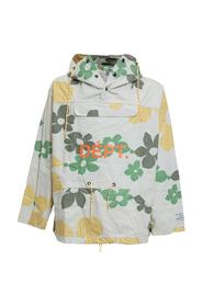Jacket with All-over Print