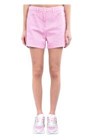 MSGM shorts in denim