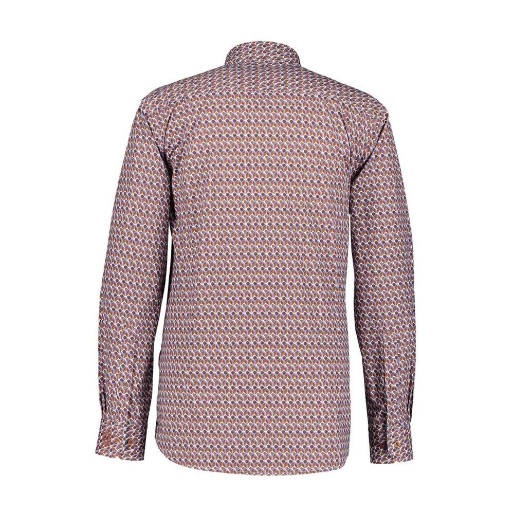 Pink Shirt  21420212 2983 | State of Art | Casual Overhemden | Herenkleding