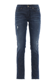 Gaynor skinny fit low waist jeans
