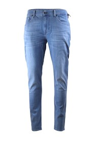 Slimmy Tapered Luxe Performance Plus Jeans