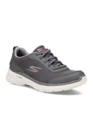 Grå Skechers Go Walk Sneakers
