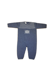 Strikket babydress