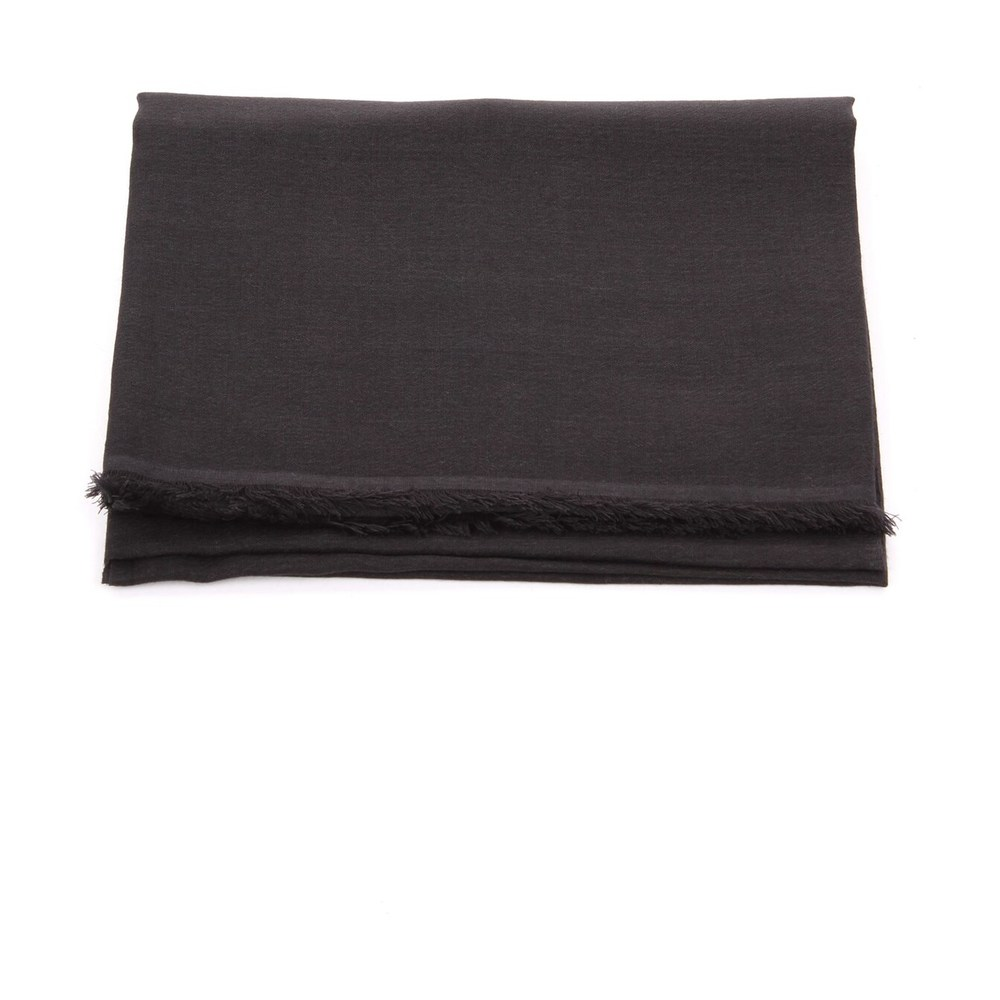 Black ARC UNITA Scarves | Michi Damato | Sjaals | Heren accessoires