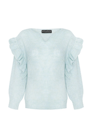 Sweter Frill