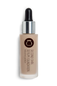 Second Skin Serum Foundation 551 Deep 25 ml.