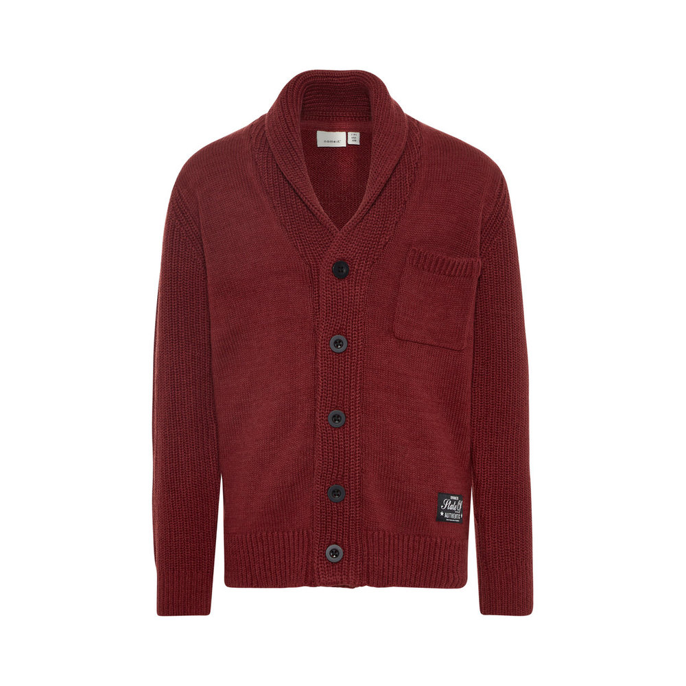 Knitted Cardigan solid coloured