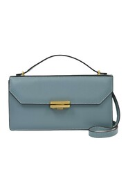Baguette Bag Jackie in Stone Leather