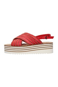CU50/06 SANDALS With wedge