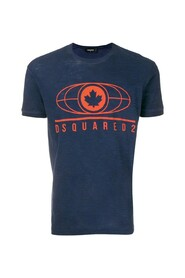 Line Globe T-Shirt