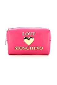 Beauty Case Padded Heart