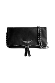 Rock grained stud clutch
